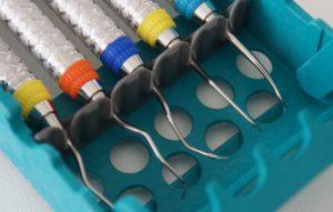 Parodontitis, Zahnreinigung